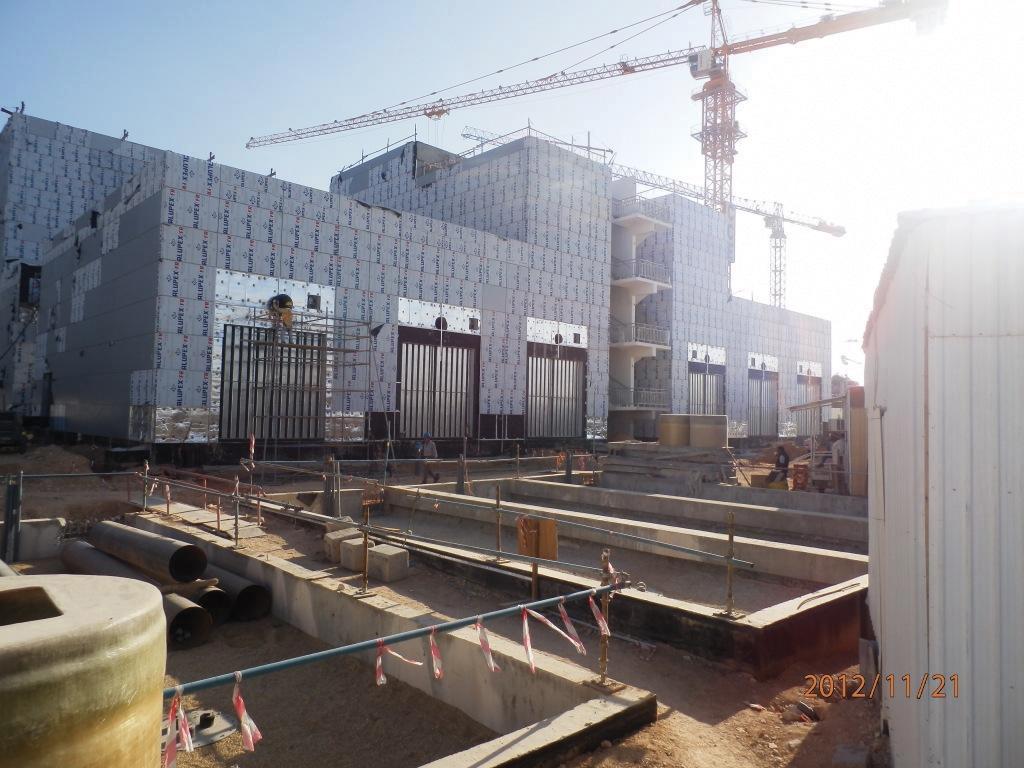 Information Technology Communications Complex (ITCC), in Riyadh, Saudi Arabia.