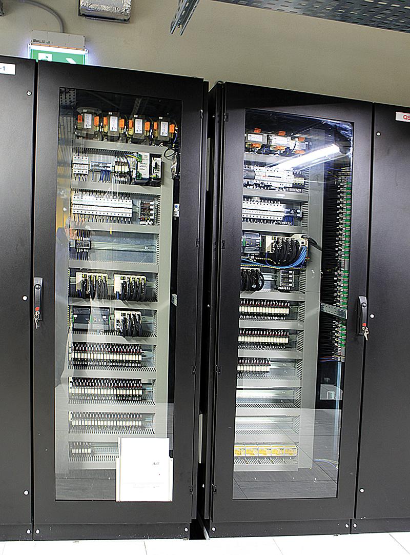 Figure 5. BMS control panel