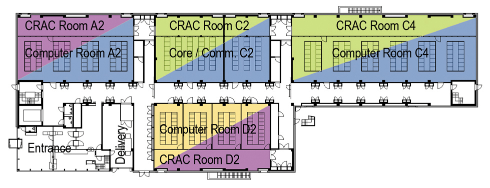 Figure 3. Ground floor layout