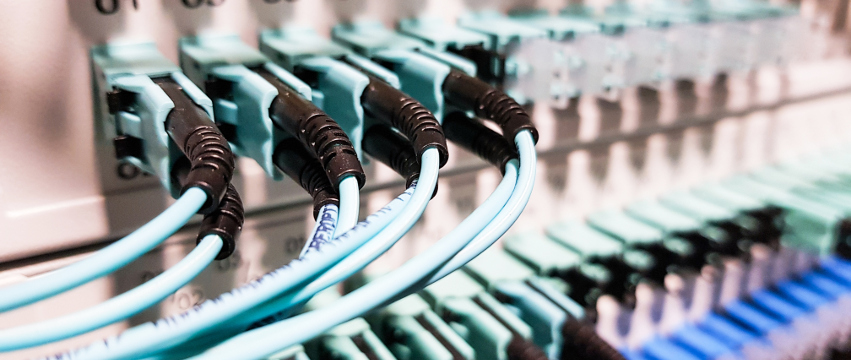 Fiber Optic Cables in Data Center